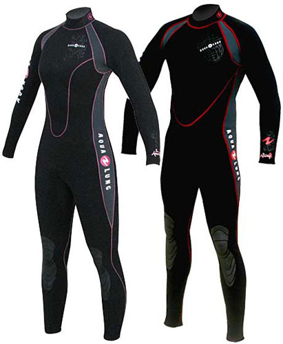 Wetsuit by Aqua Lung