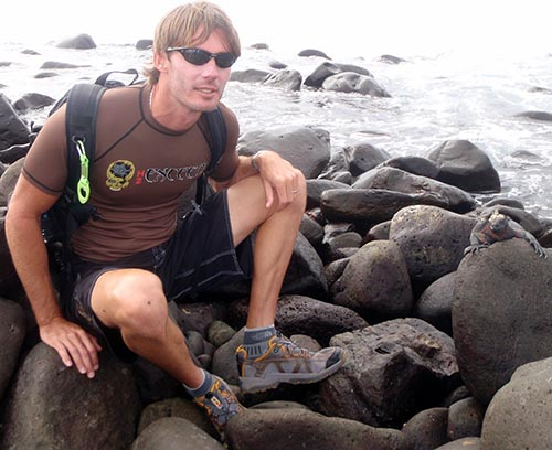 Punta Cormorant galapagos