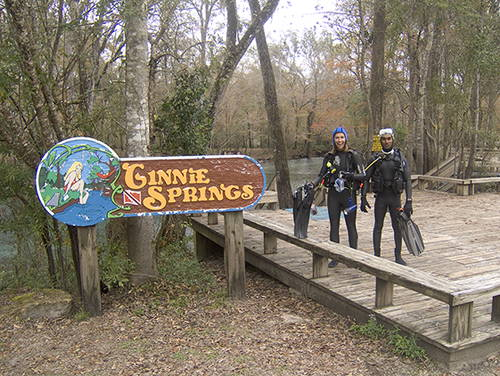 Welcome to Ginnie Springs