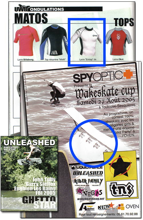 Exceed Wetsuits Press and Media
