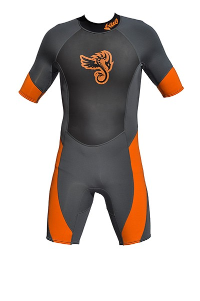 Exceed Electric Mens 2/2mm Shorty Wetsuit