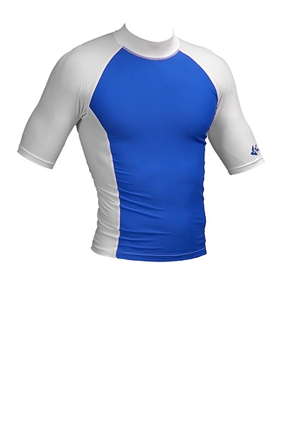 Exceed Eminence Mens Short Sleeve Rash Guard