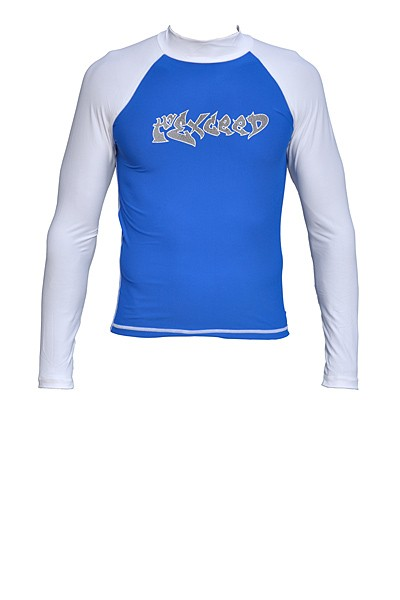 Exceed Eminence Remix Mens Long Sleeve Rash Guard