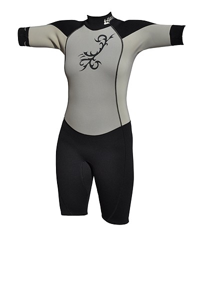 Exceed Emotion Womens 3/2mm Shorty Wetsuit