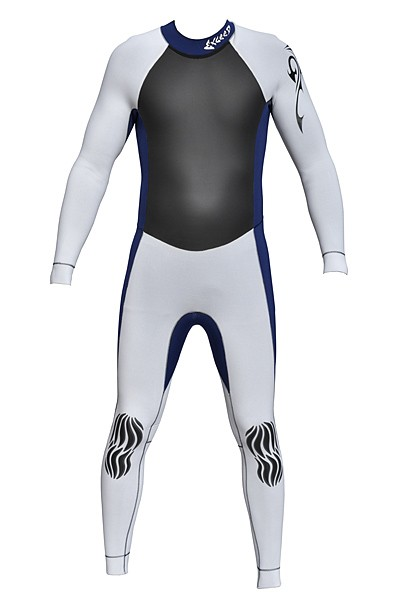 Exceed Emperor Mens 3/2mm Full Wetsuit