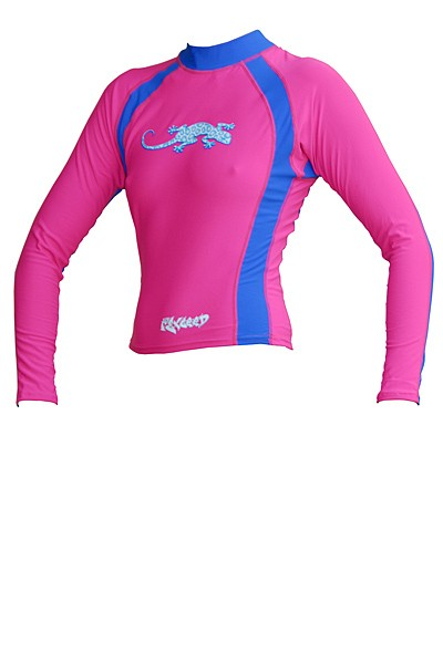 Exceed Evasive L/S Remix Womens Long Sleeve Rash Guard