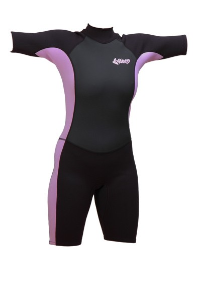 Exceed Evolution Womens 3/2mm Shorty Wetsuit