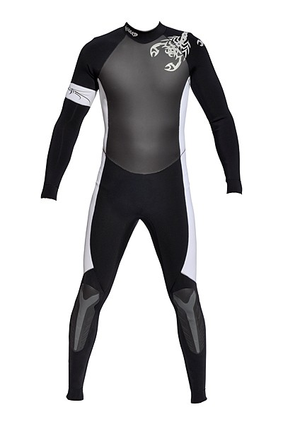 Exceed Execute 3/2mm Mens Long Wetsuit