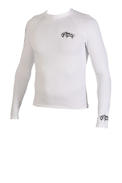 Exceed Exude Mens Long Sleeve Rash Guard