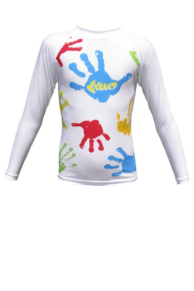 Exceed Kids Exalt Kids Long Sleeve Rash Guard