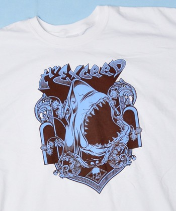 Exceed Exceed Shark! Cotton T-shirt