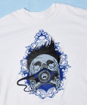 Exceed T-shirt, Scuba Skull