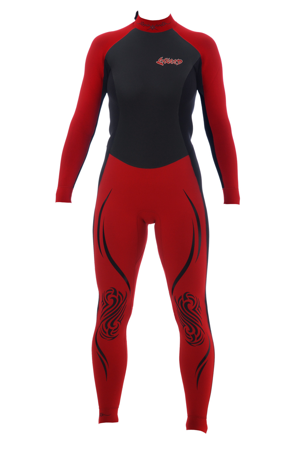 Exceed Ember Womens 3/2mm Full Wetsuit