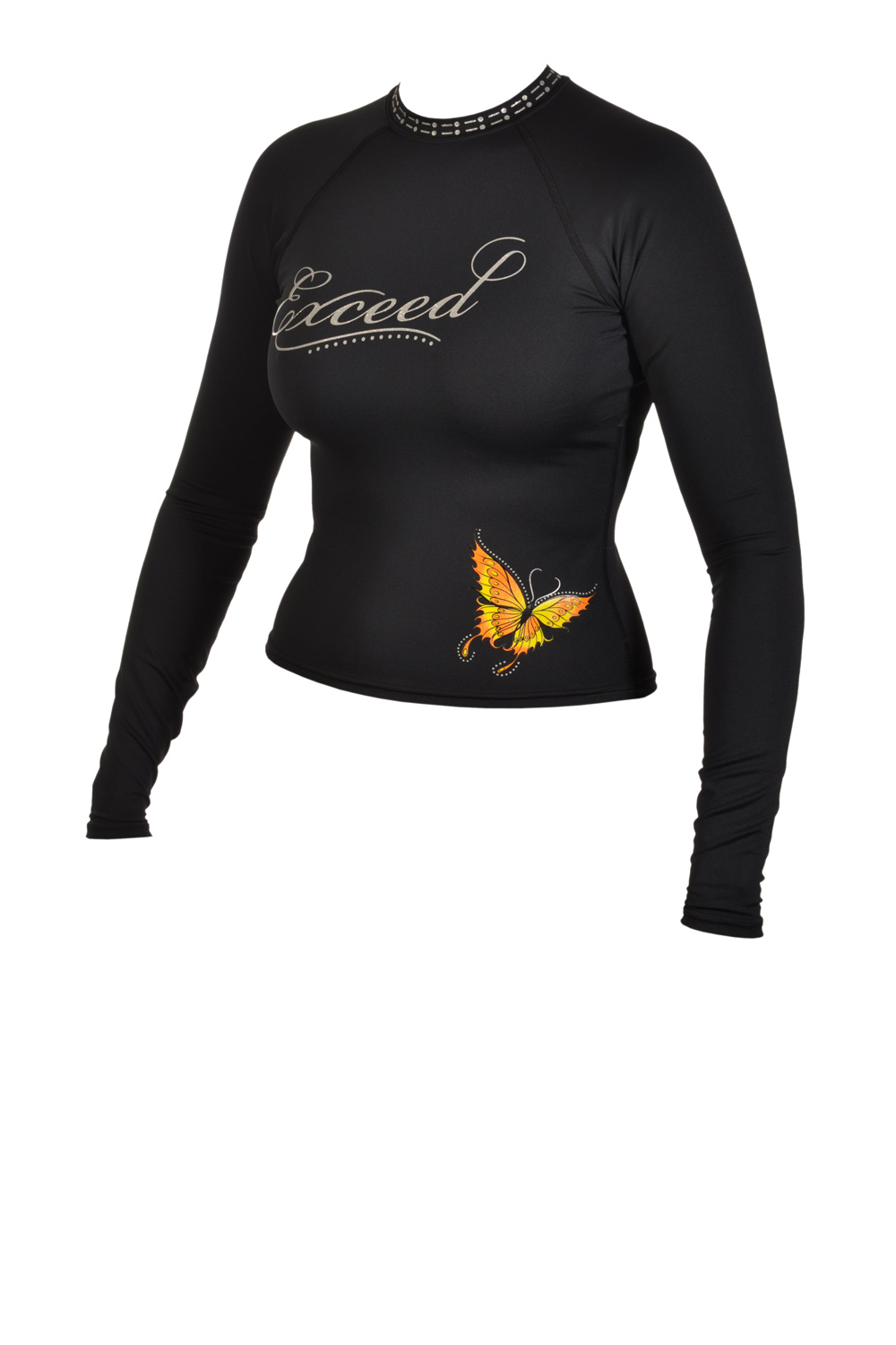 Exceed Encore L/S Womens long sleeve rash guard