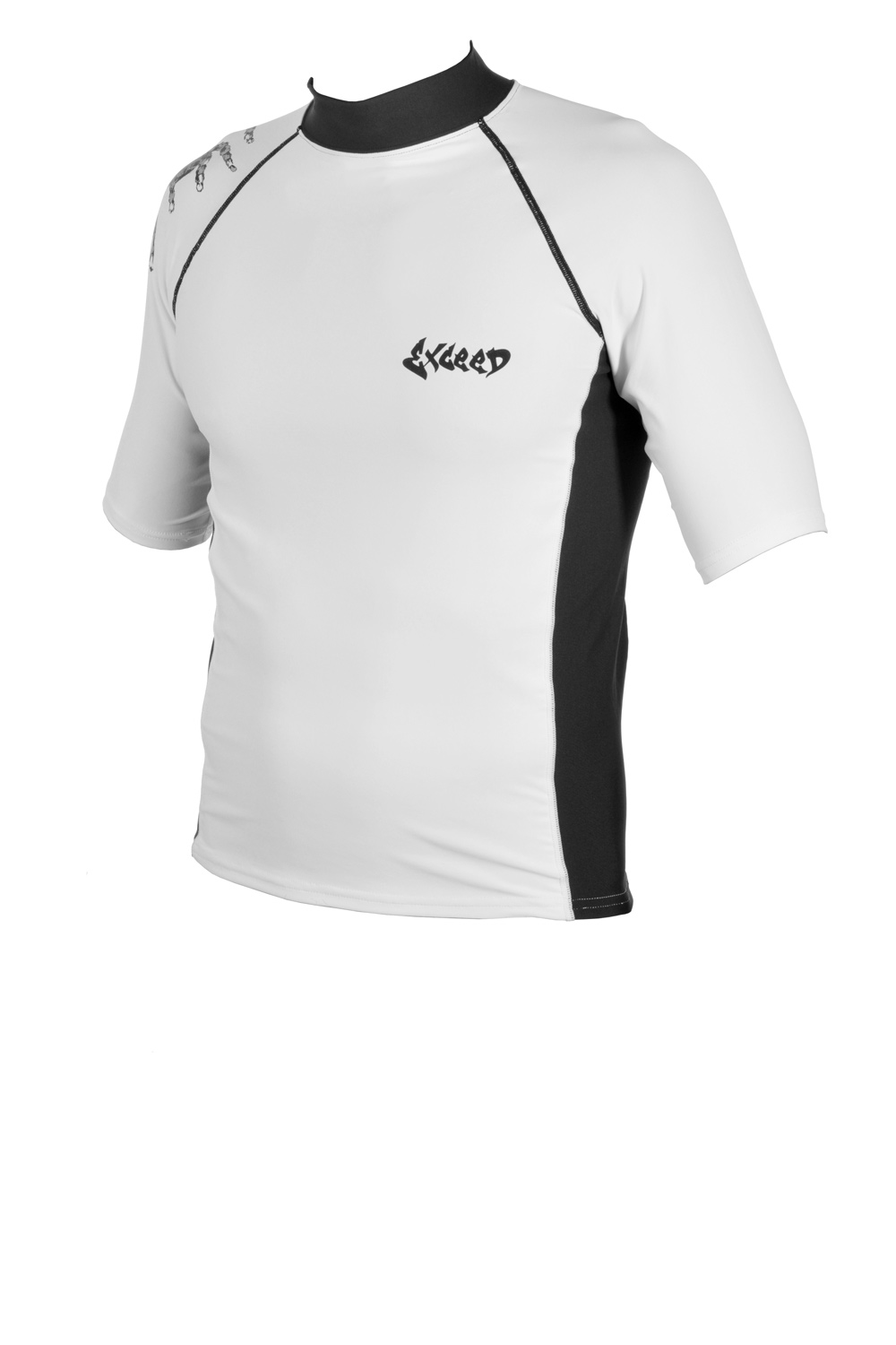Exceed Entrap S/S Mens Short Sleeve Rash Guard