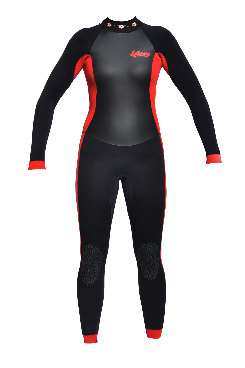 Exceed Essence 5/4mm Womens Long Wetsuit