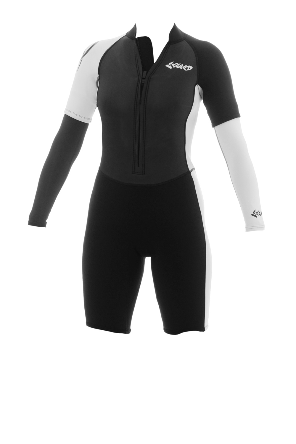 Exceed Euphoria Womens 3/2mm Shorty Wetsuit