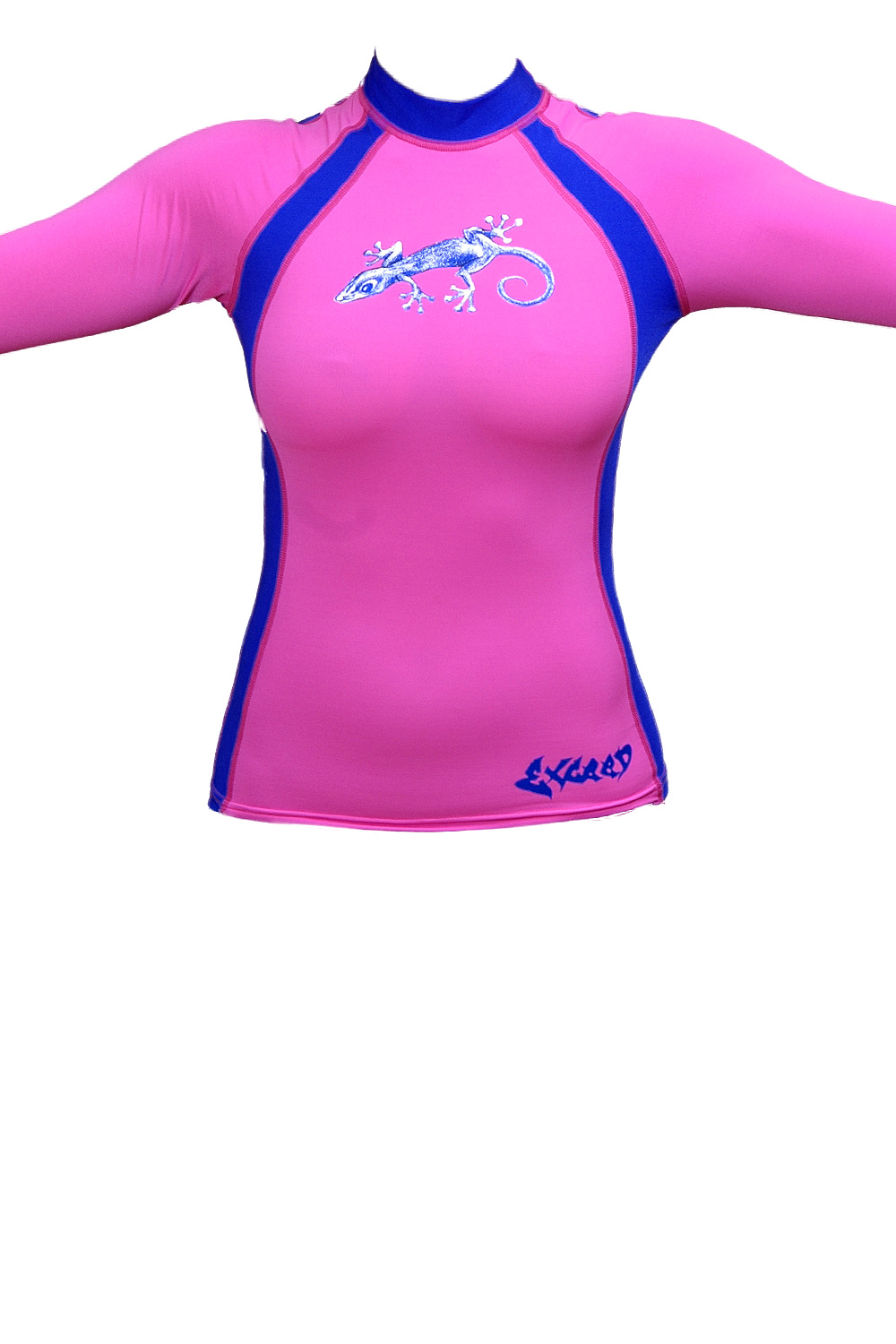 Exceed Evasive Womens Long Sleeve Rash Guard