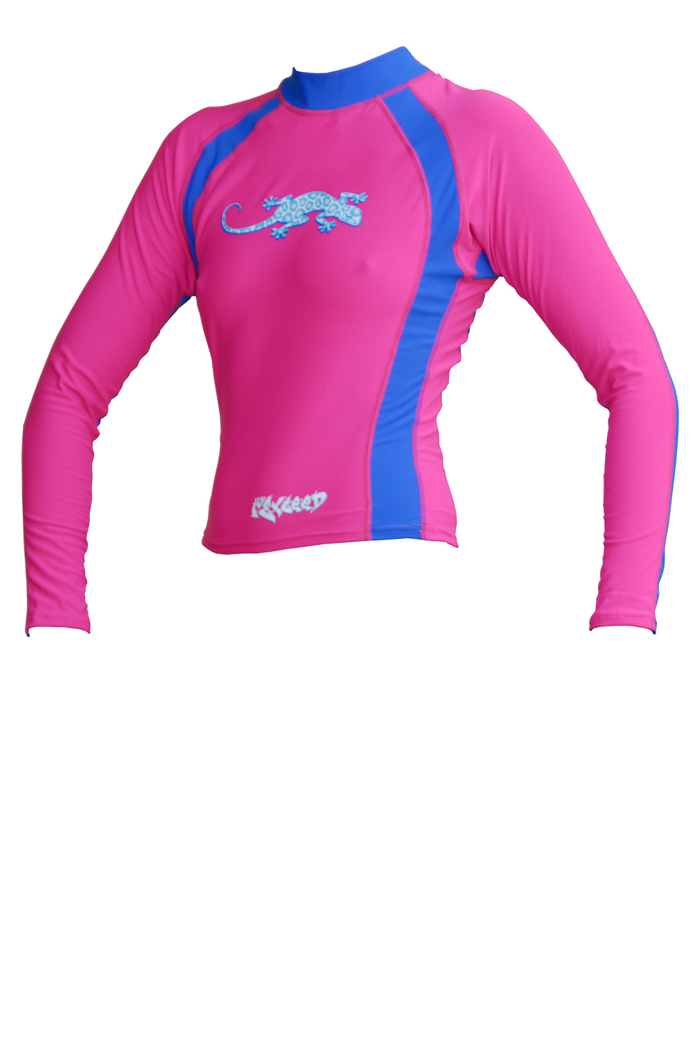 Exceed Evasive Remix Womens Long Sleeve Rash Guard