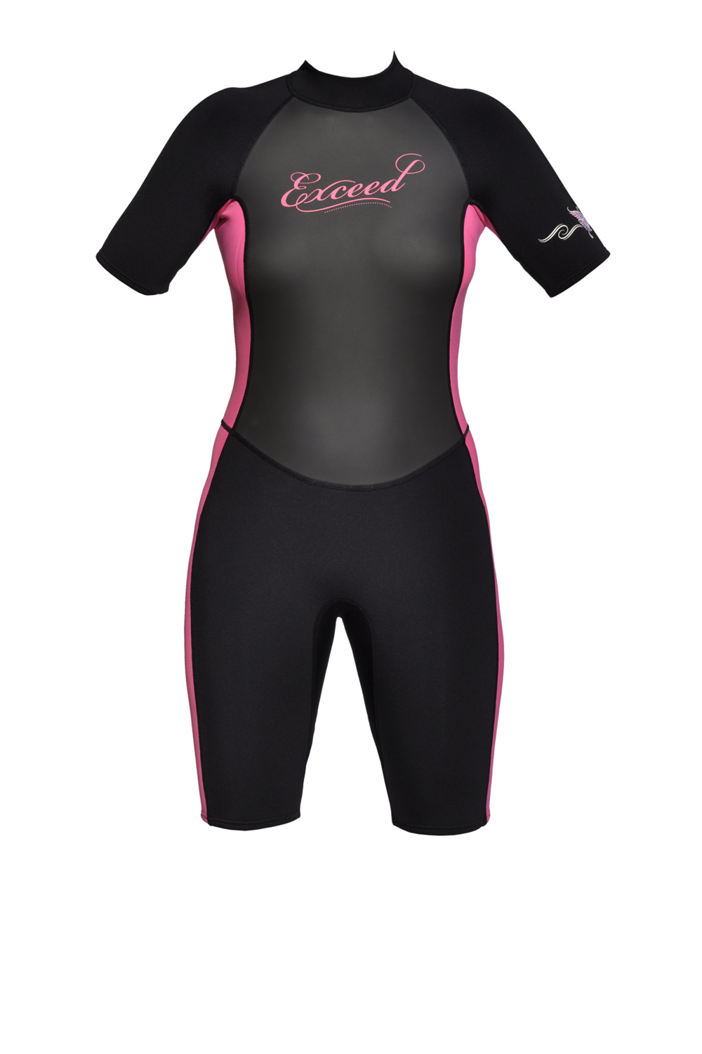 Exceed Evolution Remix Womens 3/2mm Shorty Wetsuit