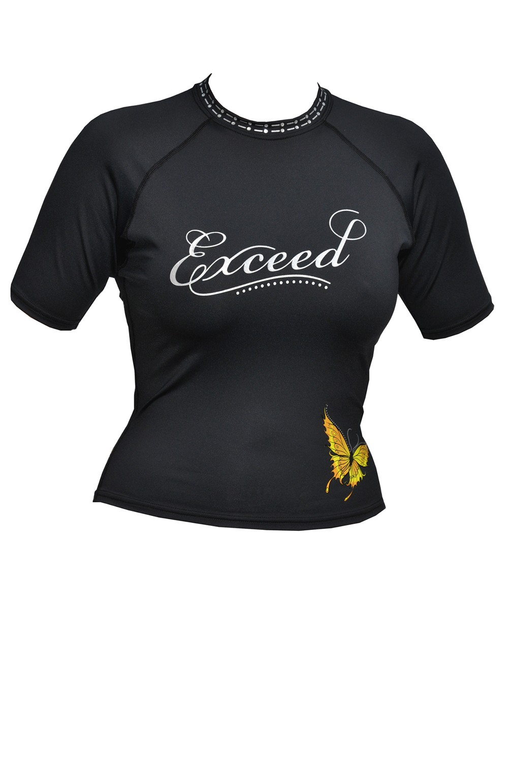 Exceed Encore S/S Womens short sleeve rash guard