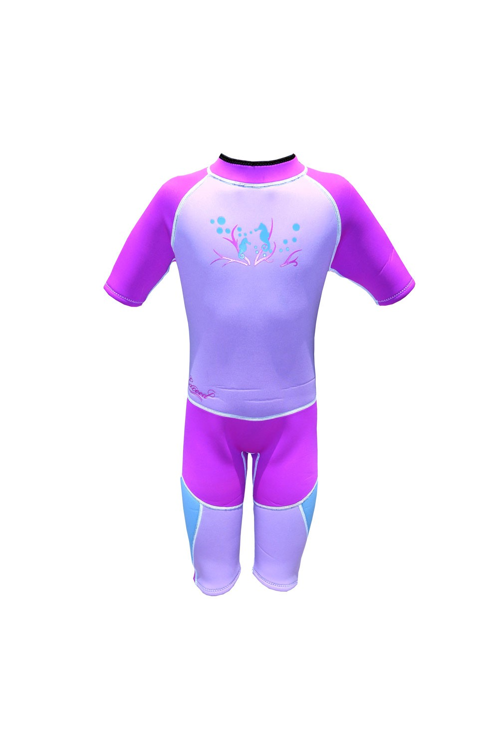 Exceed Girls Especial Toddler Shorty Wetsuit