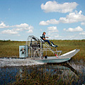 Hot Rod Airboat