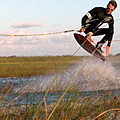 Gettin air in the Glades