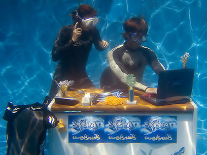 Exceed Underwater Office